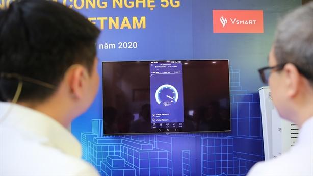 Smartphone 5G đầu tiên và công nghệ dẫn dắt đến tương lai