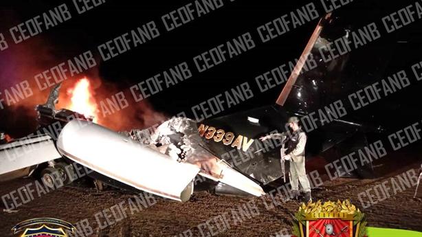 Venezuela bắn máy bay số hiệu Mỹ vi phạm không phận
