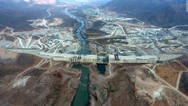 Nga, Mỹ nhảy vào cuộc đấu đập thủy điện Sông Nile