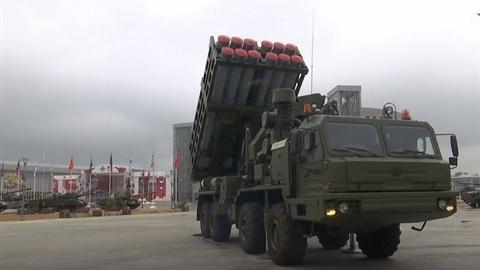 S-350 Vityaz diệt thành công mục tiêu siêu thanh Mach 7