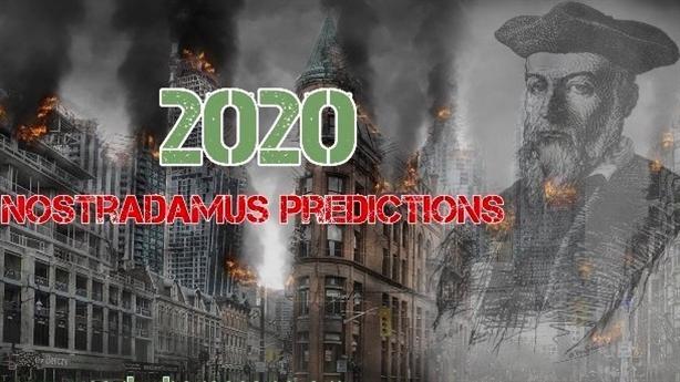 Thêm tiên đoán 2020 của Nostradamus được ứng nghiệm