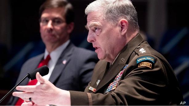 Lầu Năm Góc: Nga không trả tiền Taliban giết lính Mỹ