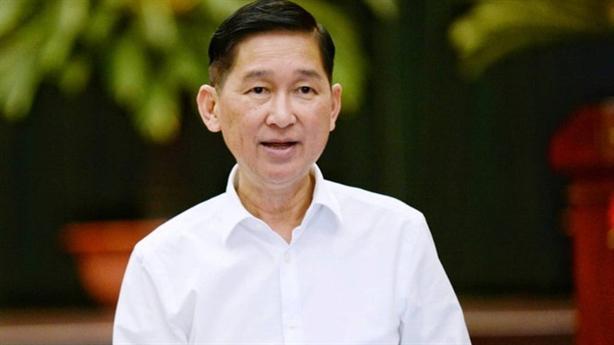 Ông Trần Vĩnh Tuyến bị khởi tố: Bí thư TP.HCM đau xót