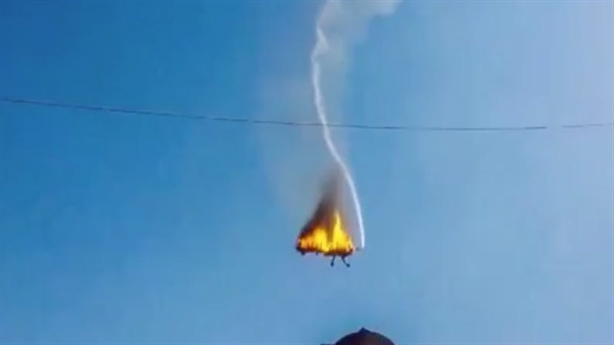 UAV Nga bị bắn hạ tại Idlib lúc giao tranh?