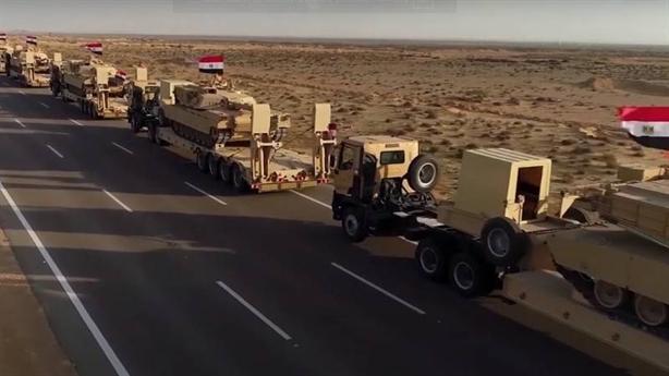 Nguy cơ chiến tranh Ai Cập-Thổ Nhĩ Kỳ ở mức báo động