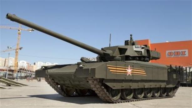 Ukraine tuyên bố là tác giả xe tăng T-14 Armata của Nga