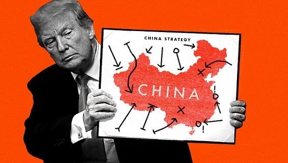 'Ông Trump đánh mất vị thế của Mỹ trước Trung Quốc'