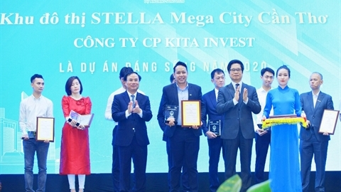 Mục sở thị ''dự án đáng sống'' Stella Mega City Cần Thơ