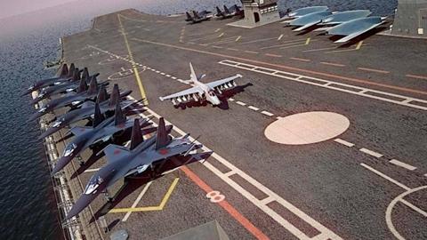 Tàu Storm của Nga được trang bị S-500 hải quân