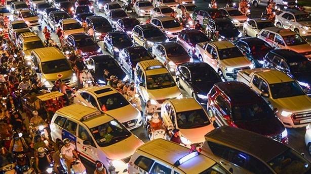 TP.HCM thống nhất thu phí ô tô vào nội đô
