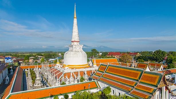 Vietjet siêu khuyến mại trên 13 đường bay nội địa Thái Lan