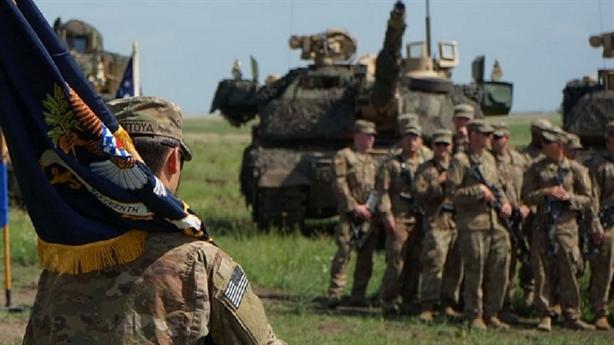 Lần đầu Mỹ điều Abrams gắn Trophy-A lên tuyến đầu chống Nga