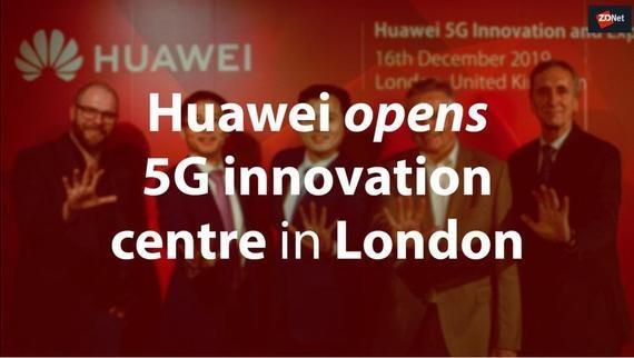 Huawei phản ứng với 5G quốc gia Anh, Bắc Kinh cảnh báo