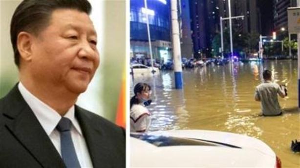 Chủ tịch Trung Quốc lên tiếng trước tình hình lũ, Tam Hiệp