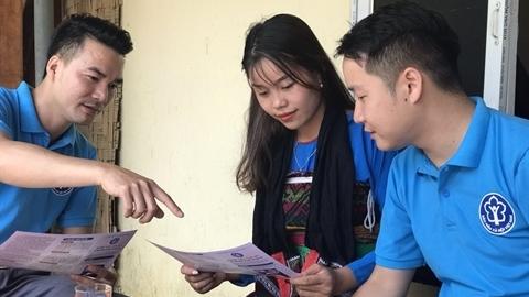 Lễ ra quân hưởng ứng ngày BHYT Việt Nam: Thành công lớn