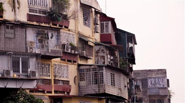 Vinaconex muốn xây 50 tầng ở tập thể cũ: Không đánh đổi