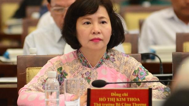 Bà Hồ Thị Kim Thoa bỏ trốn, bị công an truy nã