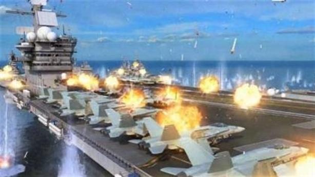 Tàu sân bay Mỹ không 'ngán' tên lửa Trung Quốc