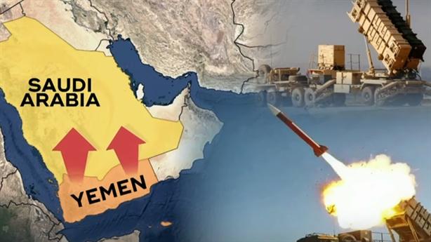 Đòn tấn công liên thủ khiến Patriot của Saudi chịu trận