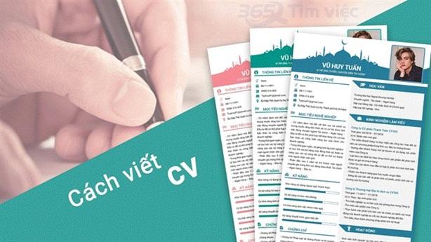 6 đặc điểm chung của các CV xin việc ấn tượng