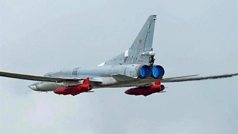 NATO lạnh gáy khi Tu-22M3M mang Kh-32 xuất hiện tại Crimea
