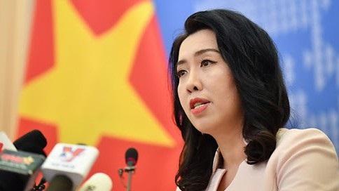 Việt Nam hoan nghênh lập trường của các nước về Biển Đông