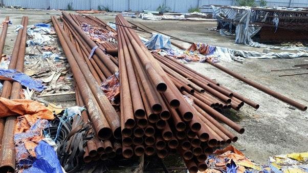 Công ty thu mua phế liệu sắt giá cao cho doanh nghiệp