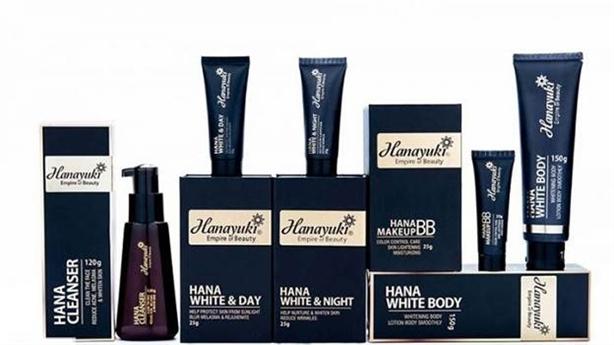 Hanayuki – thương hiệu mỹ phẩm Việt, chất lượng châu