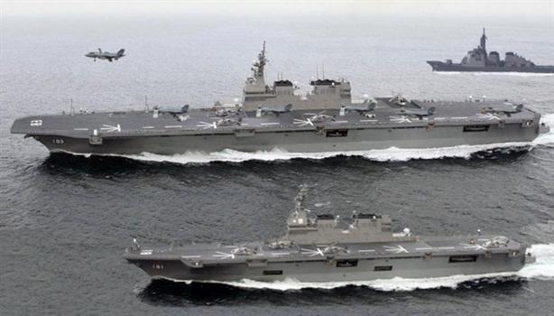 Trung Quốc có cách đối phó với F-35B trên Izumo?