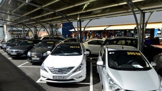 Ngân hàng thanh lý ôtô từ 60 triệu đồng: 'Đừng tưởng bở'