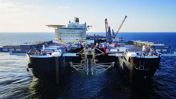 Đức tố Mỹ can thiệp chuyện nội bộ vì Nord Stream-2