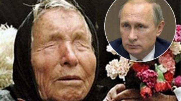 Tiên tri 2020 của Baba Vanga: Điều ông Putin mong muốn