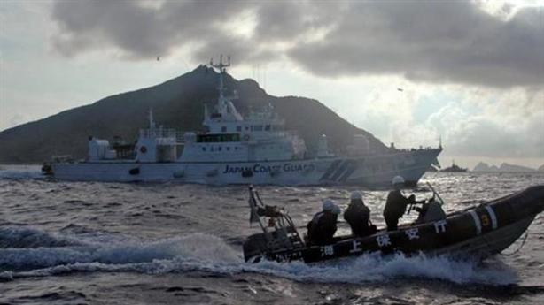 Nhật Bản chỉ trích Trung Quốc ở Biển Đông