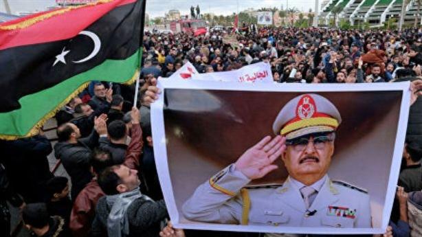 Libya: LNA yêu cầu Ai Cập can thiệp quân sự