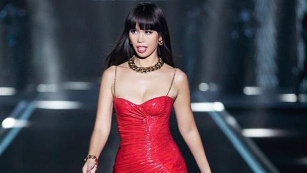 Hoa hậu bán dâm 30.000USD: Siêu mẫu Hà Anh không lên án