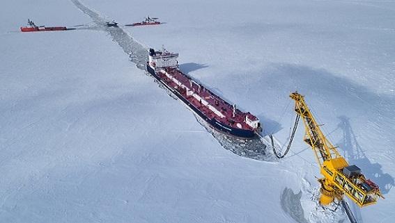 Nga kiếm lợi lớn từ vàng đen Bắc Cực