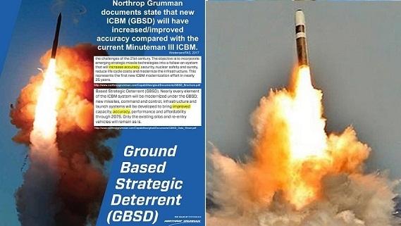 Minuteman 3: Hồi kết nửa thế kỷ răn đe Nga