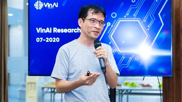 Hội nghị quốc tế về máy học ICML 2020 gọi tên Vingroup