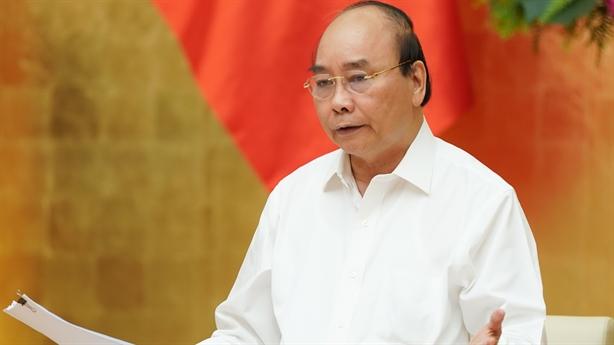 Thủ tướng: Xin vốn không tiêu đã diễn ra nhiều năm