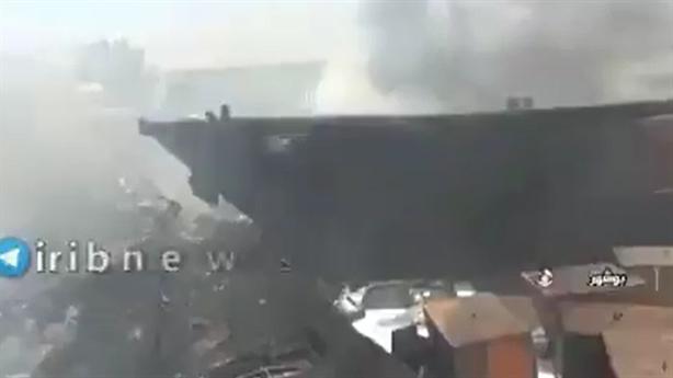7 tàu Iran bốc cháy bí ẩn tại cảng Bushehr