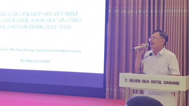 Năm 2030, số công bố quốc tế Việt Nam tăng 15 - 20%/năm