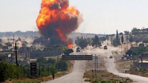 Nga-Thổ bị tấn công ở Syria: Khổ nhục kế của Ankara?