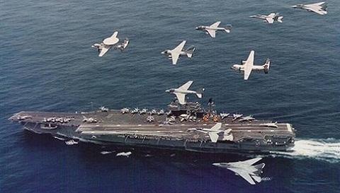 'Đơn vị EW Mỹ sẽ đánh lạc hướng vũ khí Trung Quốc'