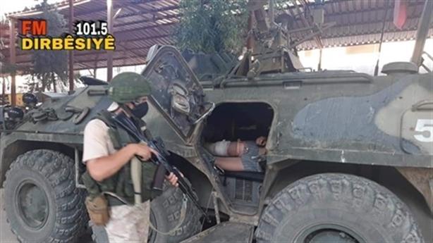 UAV Thổ tấn công trực tiếp binh sĩ Nga tại Syria?