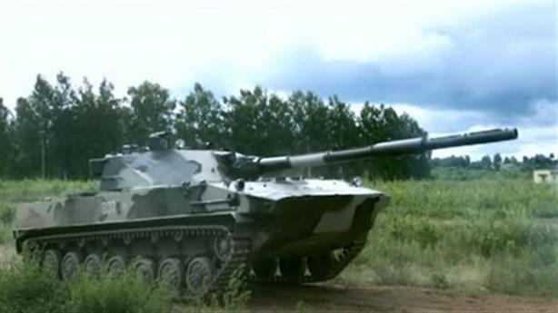 Ấn Độ chọn Sprut-SDM1 để đối đầu với ZTQ-15