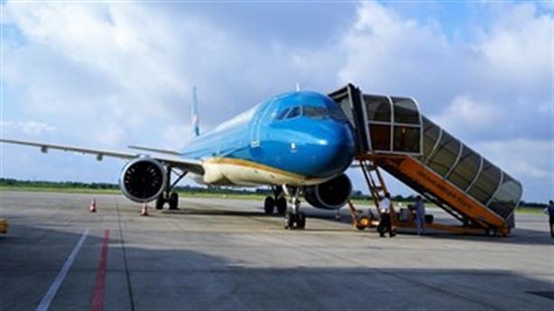 Đề xuất chỉ duy nhất VNA bay quốc tế giai đoạn đầu
