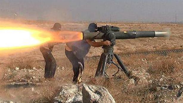 Lực lượng Mỹ hậu thuẫn bị tấn công bằng vũ khí Mỹ