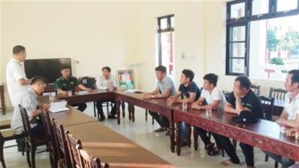 Tàu Vinacomin Hà Nội đâm chìm tàu ngư dân: Lời xin lỗi