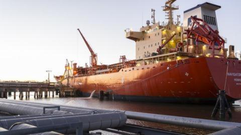 Trừng phạt Nord Stream-2 cứu khí đốt Mỹ qua cơn hấp hối