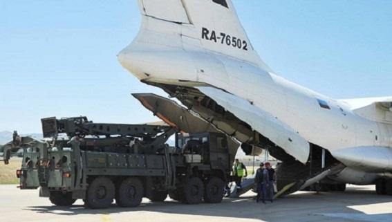Mỹ ra luật trừng phạt Thổ Nhĩ Kỳ vì S-400